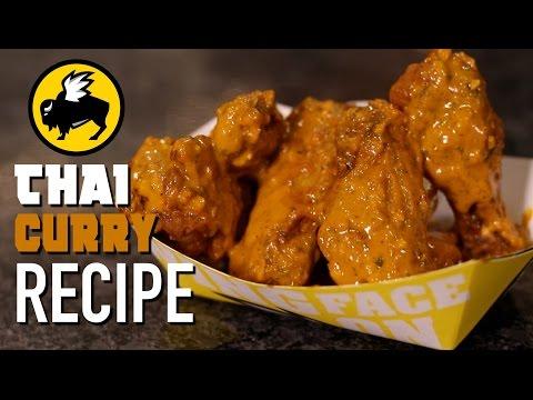 DIY Thai Curry Wings