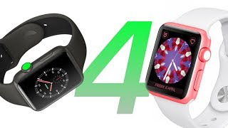 Apple Watch Series 4 Rumors - Everything you need to know!