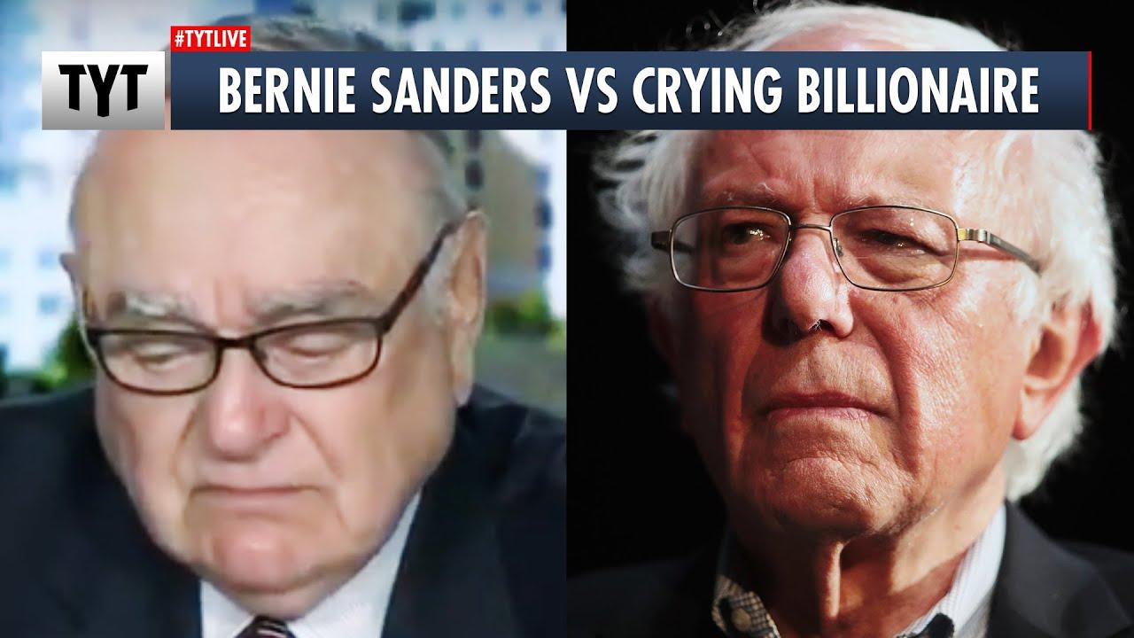 Bernie Sanders vs Crying Billionaire Leon Cooperman thumbnail
