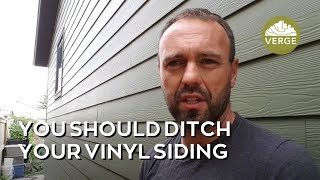 Why You Should Ditch The Vinyl Siding