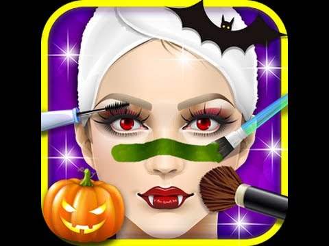 Halloween SPA - Kinder Spiele Video