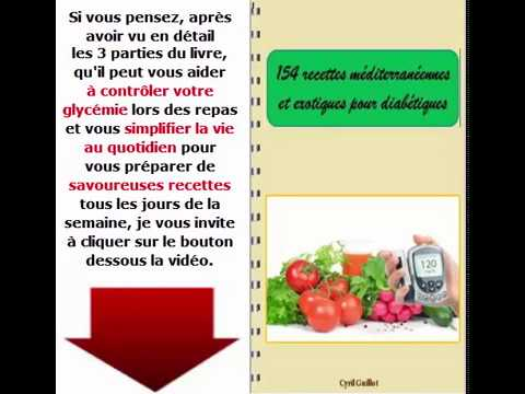 Diabète de type 2 remèdes populaires alimentation