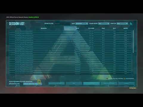 ARK PS4 Tips - How To Find An Unofficial Server With Or
