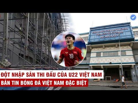 VN Sports (Đặc biệt) | Đột nhập sân U22 VN thi đấu tại Sea Games - ngổn ngang và xây chưa xong