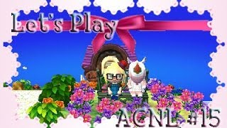 preview picture of video 'Animal Crossing New Leaf: FairyTal # 15 - Pauvre Patty!!!'