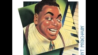 """Video thumbnail of """"Fats Waller: Don't Let It Bother You Recorded in 1934. From the album Ain't Misbehavin'"""""""