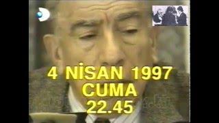 Alparslan Türkeş Vefat Haberi ( Kanal D - 1997 )