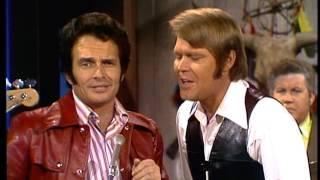 Merle Haggard & Glen Campbell – The Glen Campbell Goodtime Hour (11 Jan 1972) – Carolyn