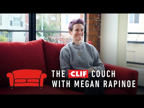 The Clif Couch: Megan Rapinoe