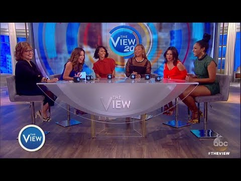 Jada Pinkett Smith, Queen Latifah, Regina Hall & Tiffany Haddish Talk 'Girls Trip' | The View