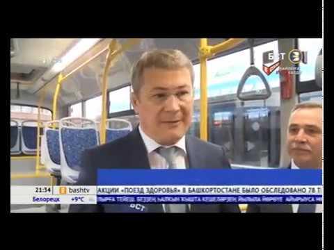 В Уфе до конца года на маршруты выйдут 109 новых автобусов