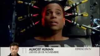 """Almost Human"" - AXN TV Spot 02"