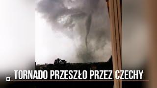Tornado przeszło przez Czechy. Ponad 200 osób rannych, są ofiary śmiertelne