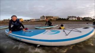 Cubs Go SUPing in Skerries