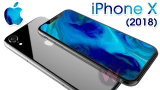 iPhone X (2018) 6.1-inch - First Look!