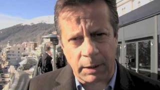 Carlos Moreira at Davos 2011 - WISeKey and Personal data