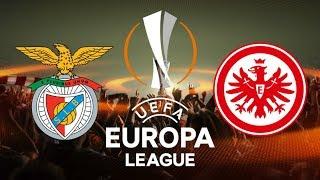 Benfica Lissabon Vs Eintracht Frankfurt ⚽ 11.04.2019 - UEFA Europa League Viertelfinale   PES 2019