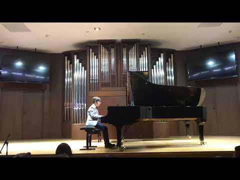 Аветисян Давид  - С. Рахманинов «ЮМОРЕСКА» op. 10 №5 видео