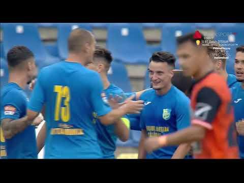 Highlights trận đấu giữa Dunarea Calarasi và Politehnica Iasi
