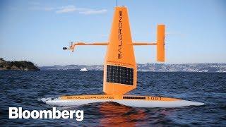 The Robots Roaming the High Seas