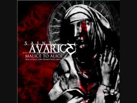 SAINT AVARICE -- Mr. Spitzer