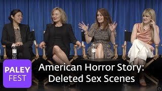 American Horror Story - Ryan Murphy and the Cast on Shooting Sex Scenes