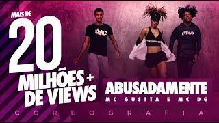 Abusadamente   MC Gustta E MC DG | FitDance TV (Coreografia) Dance Video