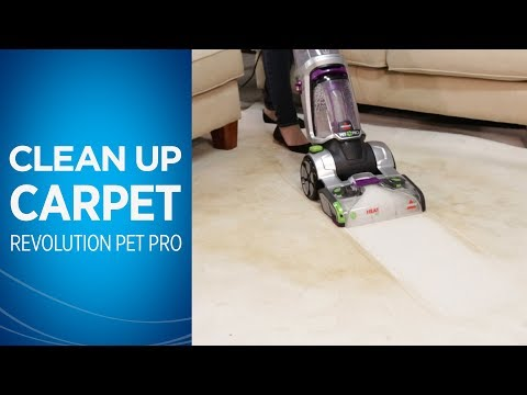 proheat 2x revolution pet pro general deep cleaning video