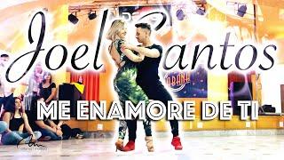 """Video thumbnail of """"Joel Santos - Me Enamoré De Ti y Qué?    Bachata   Alfonso y Mónica"""""""