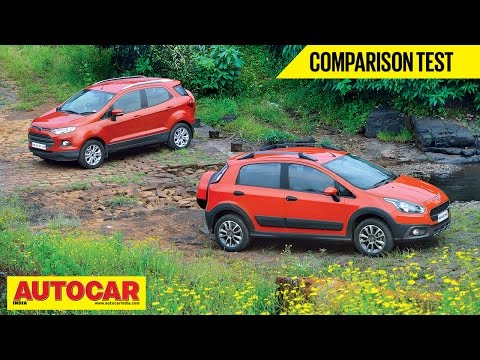 Fiat Avventura VS Ford EcoSport | Comparison Test