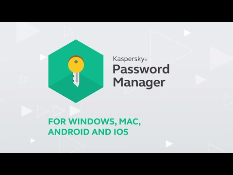 Video of Password Manager