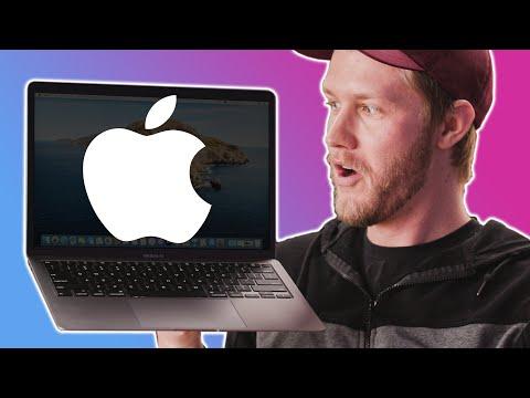 External Review Video iFXPfRYkiOo for Apple MacBook Air Laptop (2020)