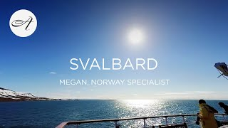 My travels in Svalbard – an Arctic cruise, 2016