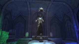 Skyrim PS4 Mods: Chantry of the Knights & Followers (Snow Elf Player Home)