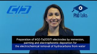 Preparation of IrO2-Ta2O5|Ti electrodes by immersion, painting and electrophoretic deposition for the electrochemical removal of hydrocarbons from water