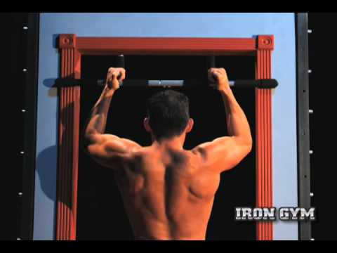 Iron Gym Total Upper Body Workout Door Gym