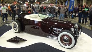 69th Grand National Roadster Show (2018) - Indoor Displays Part 1
