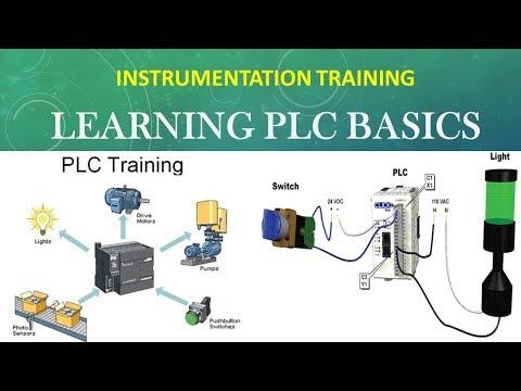 INSTRUMENTATION AND CONTROL TRAINING - BASIC PLC ...