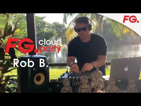 Rod B. | FG CLOUD PARTY | LIVE DJ MIX | RADIO FG