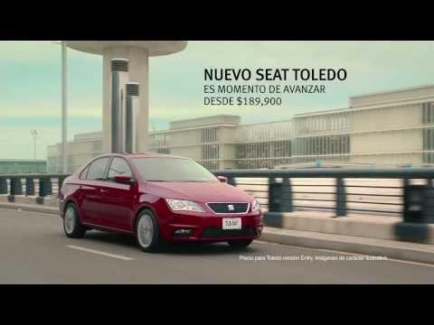 Seat  Toledo Лифтбек класса B - рекламное видео 2
