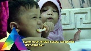 AMAZING GEN HALILINTAR - Qathan Dan Fatimah (09/04/16) Part 1/3
