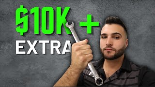 Watch this Before Becoming an Aircraft Mechanic | Make $10K Extra per Year!