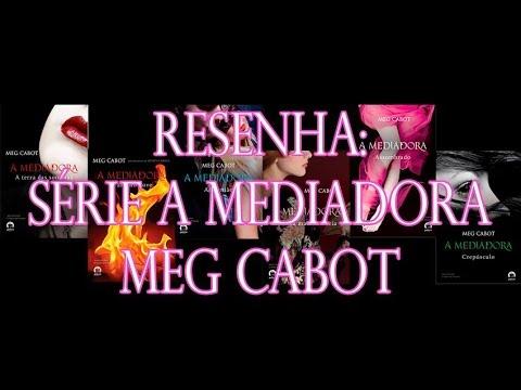 Resenha || A Mediadora || Meg Cabot || Kessia Gadelha