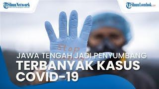 Kasus Positif Covid-19 di Indonesia Hari Ini Bertambah 1.932, Jawa Tengah Jadi Penyumbang Terbanyak