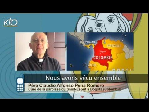 Vivre la Miséricorde avec les Colombiens