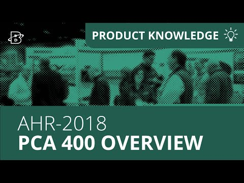 Combustion Analyzer Overview at the 2018 AHR Expo