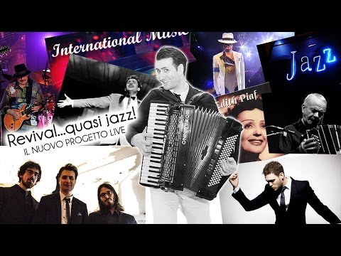 Musica per matrimonio ed eventi - Jazz Swing Band Repertorio Coinvolgente Milano musiqua.it