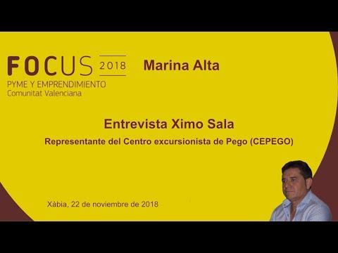 Entrevista a Ximo Sala, de CEPEGO, en Focus Pyme Marina Alta[;;;][;;;]