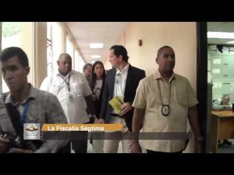 Fiscalía solicita llamamiento a juicio para Ferrufino