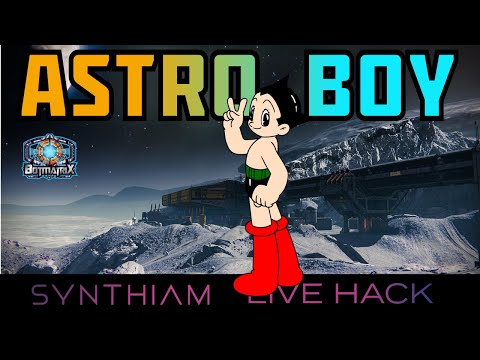 Astro Boy Live Hack....To The Moon And Back!